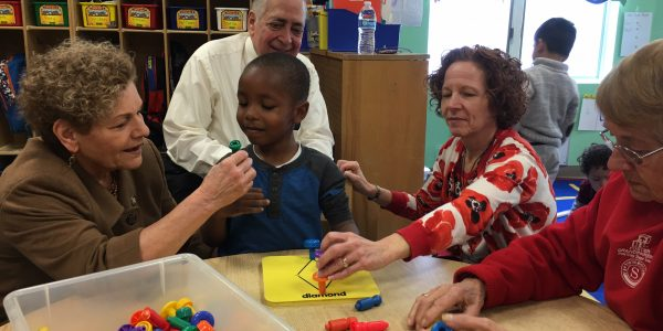 Early Intervention supports educational success