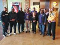 "Rockland Omega Chapter Movie Screening of ""Marshall"""